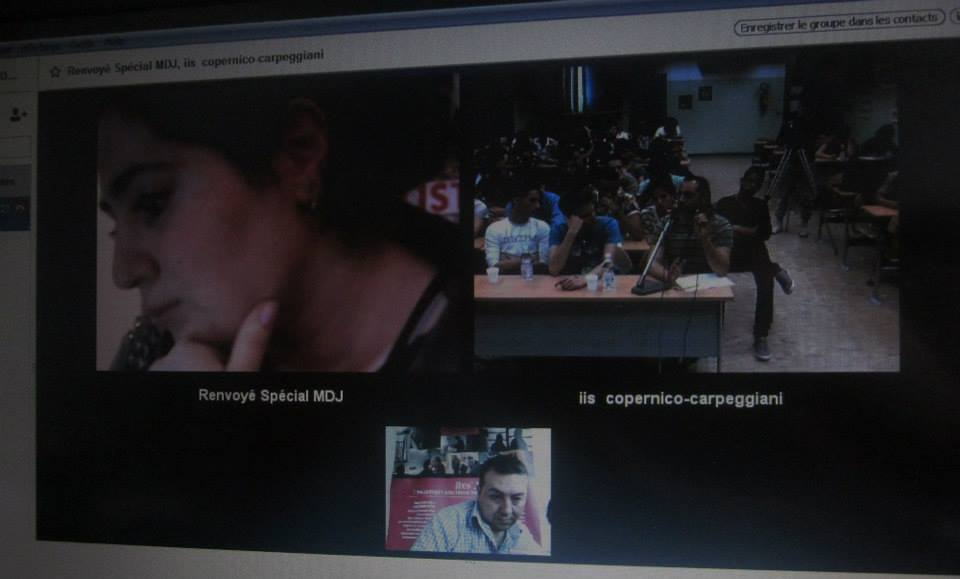 Rencontres via skype