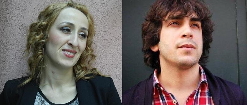 Zara Mourtazalieva (© DR) et Agil Khalilov