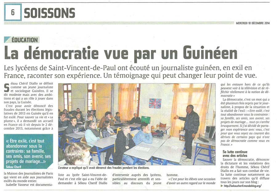 Soissons Diallo 091214