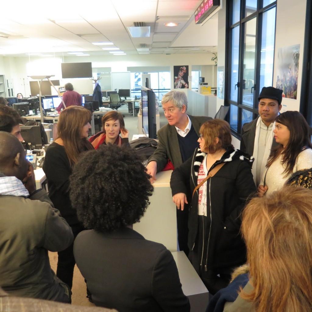 la fondation afp signe une convention de partenariat avec la maison des journalistes la maison