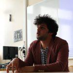 Le journaliste syrien Ahmad Basha - © Stefano LORUSSO